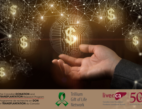 CDTRP, TGLN – part of Ontario Health, and the CLF partner to expand donation and transplantation research funding opportunities