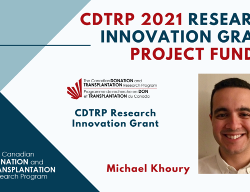 CDTRP Research Innovation Grant awardee – The MedBIKE™: Evaluating a Novel Telemedicine and Video Game-Linked Exercise Platform for Pediatric Heart Transplant Recipients (Michael Khoury)